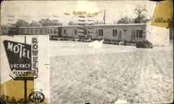 Rowell Motel, U. S. 70