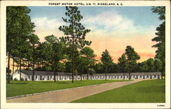 Forest Motor Hotel, U. S. 17