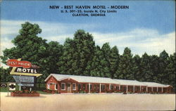 New Rest Haven Motel, U. S. 301-25