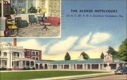 The Aldred Hotelcourt, U. S. 301 & 25