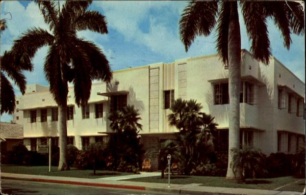 Town House Apartments, 209 S. E. 2nd Avenue Fort Lauderdale Florida