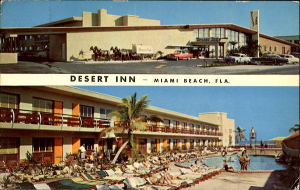 Desert Inn 17201 Collins Ave Miami Beach Fl
