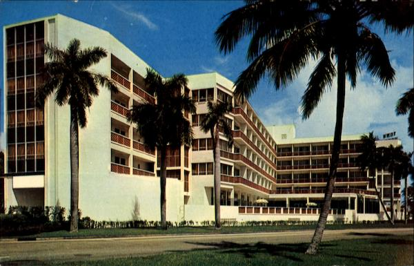 The Holiday Inn Of West Palm Beach Florida