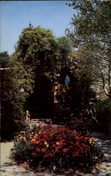 The Grotto Of Our Lady Of Lourdes, 2511 Bronxwood Ave New York