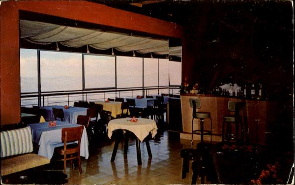 Main Dining Room Port Au Prince Haiti Caribbean Islands