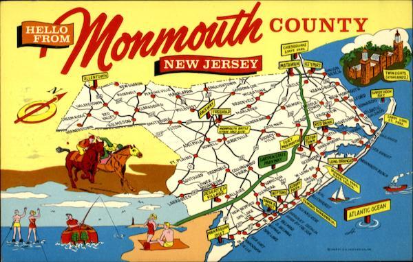Gambling ring monmouth county nj