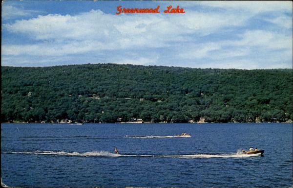 Greenwood Lake Scenic Ny