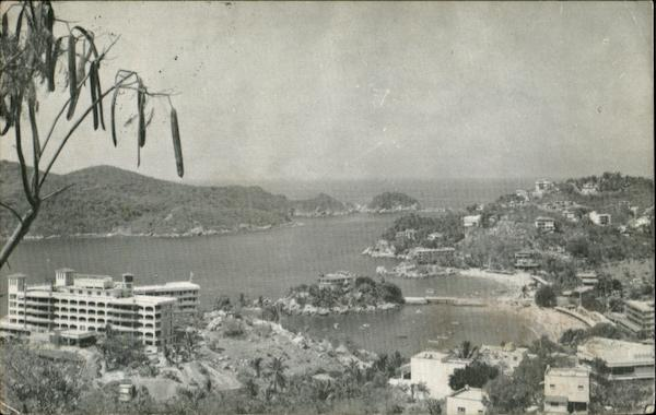 A View From Acapulco Mexico