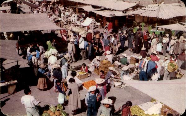 Marketplace Tikyce Mexico