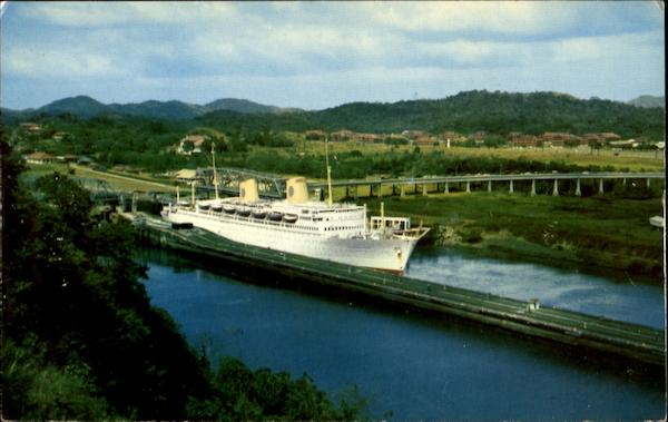 The Tourist Liner S. S. Kungsholm Boats, Ships