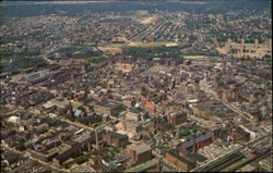 An Aerial View Of Paterson