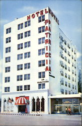 Hotel Patricia, 312 S. E. Second Ave. Postcard