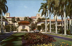 Hotel And Club Postcard