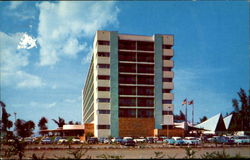 Intercontinental San Juan Hotel Postcard