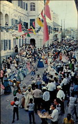 Carnival Parade By Government House