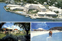 One Of The Loveliest Sights In All Bermuda Postcard