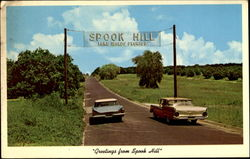 Greetings From Spook Hill