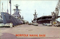 Norfolk Naval Base