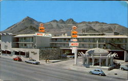 Silver Queen Motel, Highway 95 and 6
