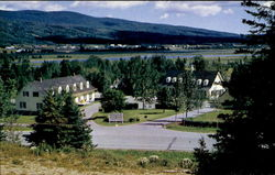 Gaspe Fish Hatchery
