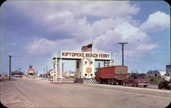 Kiptopeke Beach Ferry