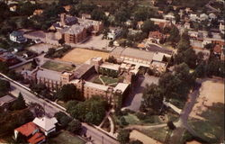 Aerial View Of Fishburne Military School