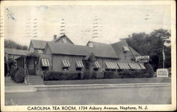Carolina Tea Room, 1734 Asbury Avenue