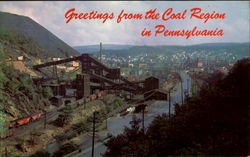 Greetings From The Coal Region
