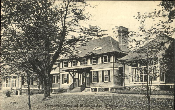 Greenwich Hospital, Millbank Ave. Connecticut