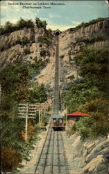 Incline Railway Up Lookout Mountain