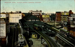 Dudley Street Terminal Station
