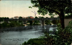 The Famous Tin Bridge & Water Works