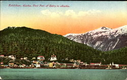 First Port Of Entry Of Alaska