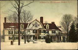 Residence Of J. A. Albertson