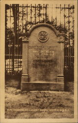 Col. Theodore Roosevelt Grave