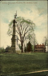 Soldiers Monument, Academy Hill