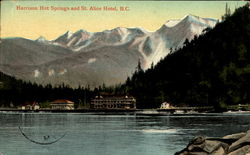 Harrison Hot Springs And St. Alice Hotel