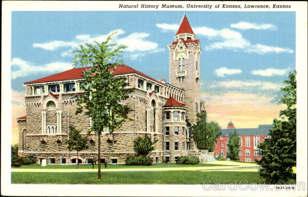 Natural History Museum, University of Kansas Lawrence