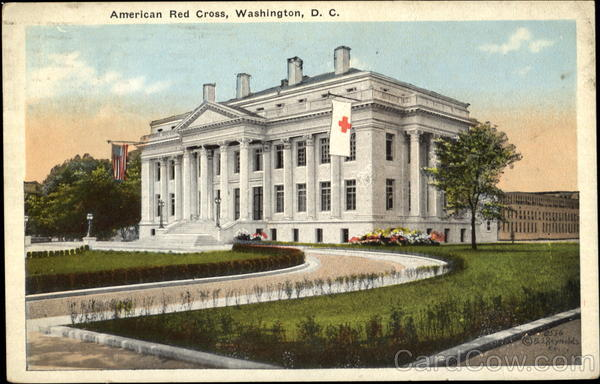American Red Cross Washington District of Columbia