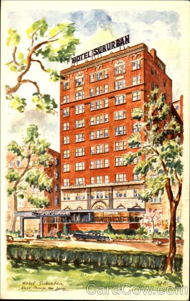 Hotel Suburban East Orange New Jersey