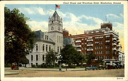 Court House And Wareham Hotel