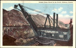 Largest Steam Shovel In The World