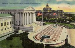 Supreme Court And Library Of Congress