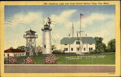 Chatham Light And Coast Guard Station