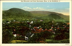 East Mountain And Great Barrington