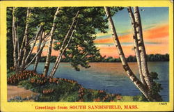 Greetings From South Sandisfield