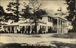 Towne Lyne House, Newburyport Turnpike Route 1