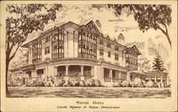 Wayne Hotel, Lincoln Highway