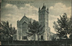 Church Of Sacred Hearts Of Jesus And Mary, Long Island