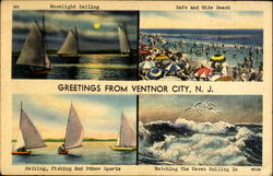 Greetings From Ventnor City